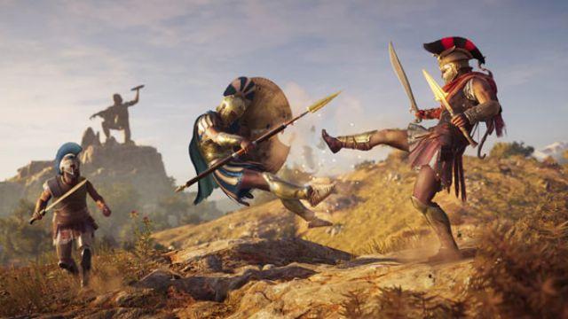 Assassin's Creed Odyssey oynanış videosu yayınlandı! Ne zaman çıkacak