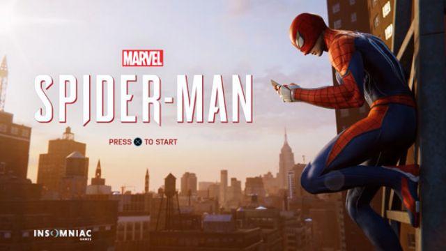 PlayStation 4'e özel geliştirilen Spider-Man için oynanış videosu yayınlandı