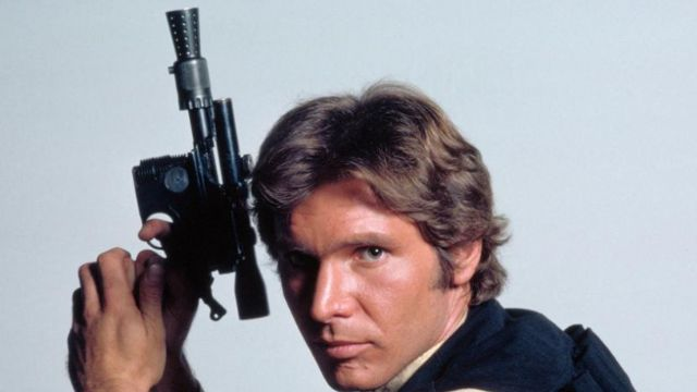 Han Solo'nun silahı 550 bin dolara satıldı