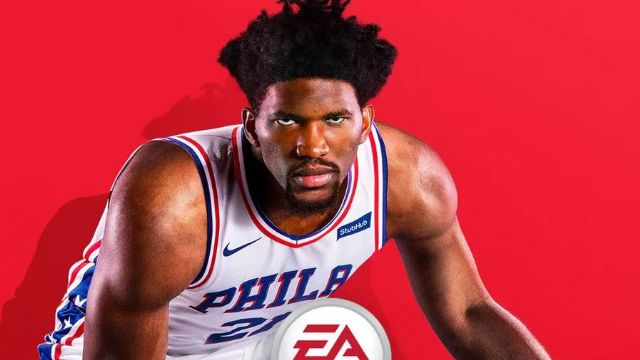 NBA Live 19 kapak yıldızı belli oldu: Joel Embiid