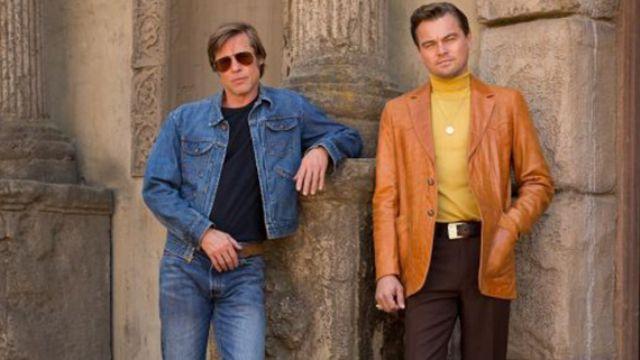 Leo DiCaprio ve Brad Pitt, Tarantino filminde buluştu!