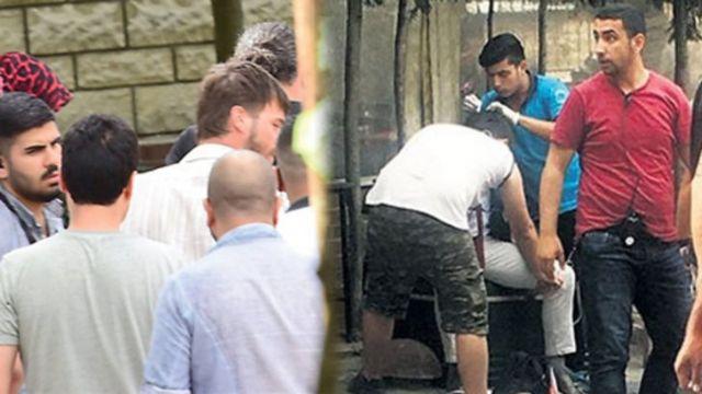 Organize İşler 2 filmi setinde kaza yaşandı