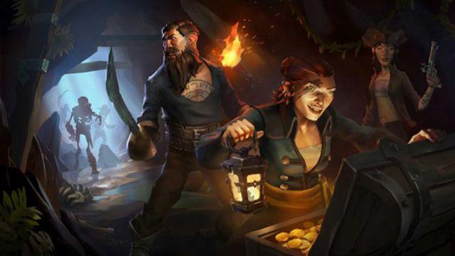 Sea of Thieves'e büyük güncellemeler gelmeye devam edecek