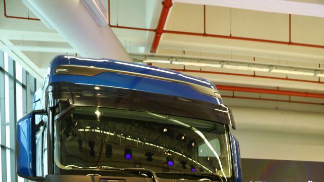 Ford Trucks'ın yeni modeli görücüye çıktı
