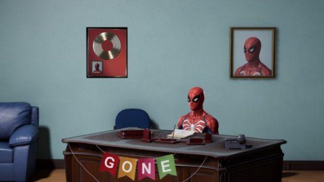 PlayStation 4'e özel Spider-Man oyununun yapımı tamamlandı