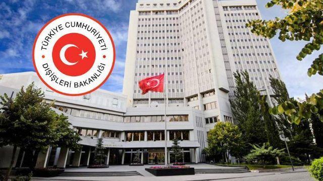 Ankara'dan yaptırıma sert cevap