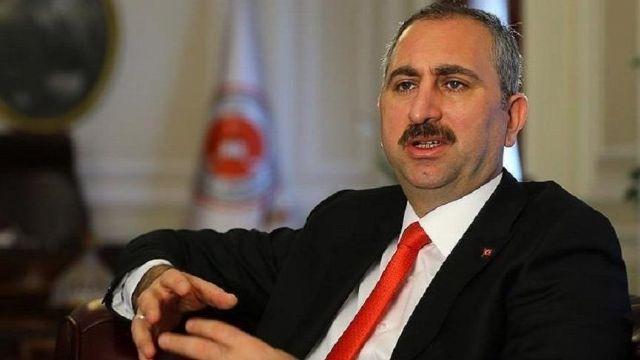 Adalet Bakanı Gül: ABD'de tek kuruş param yok!