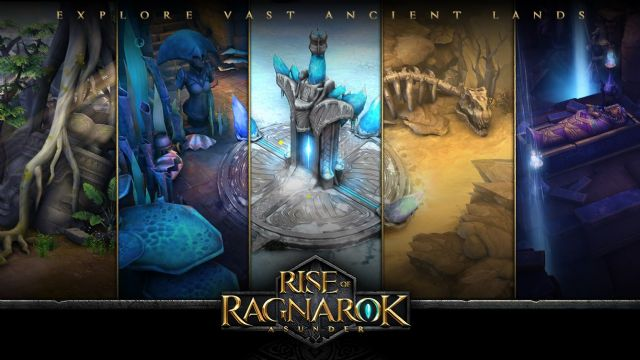 Rise of Ragnarok Asunder'i mobilden indirebilirsiniz
