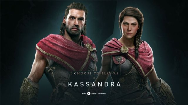Game Informer bu ay Assassin's Creed Odyssey konuk ediyor