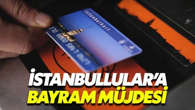 İstanbul'da bayramda ulaşım ücretsiz olacak mı?