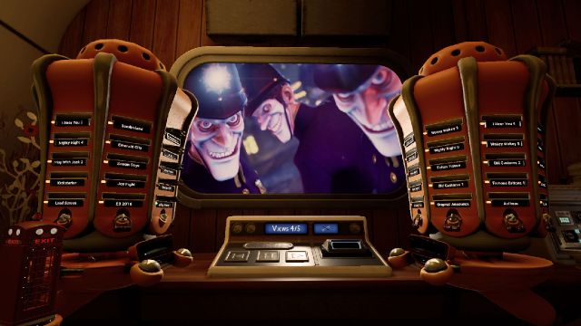 We Happy Few: Uncle Jack Live VR PlayStation VR için ücretsiz