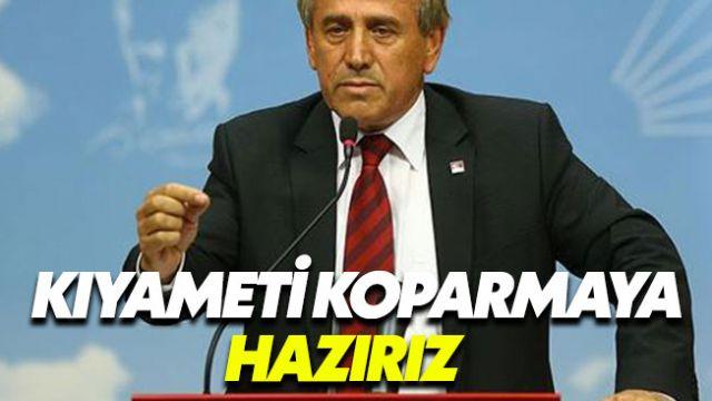 CHP'den harem selamlık eğitim tepkisi: Kıyameti koparırız
