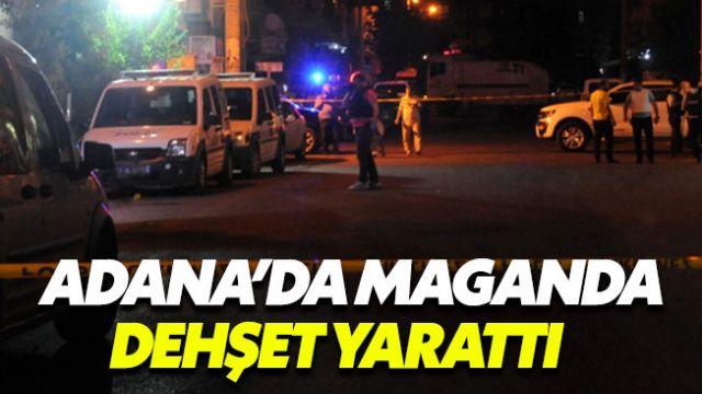Adana'da şehir magandaları 18 yaşındaki genci öldürdü