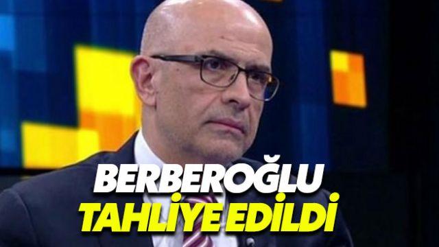 CHP'li Enis Berberoğlu hakkında tahliye kararı