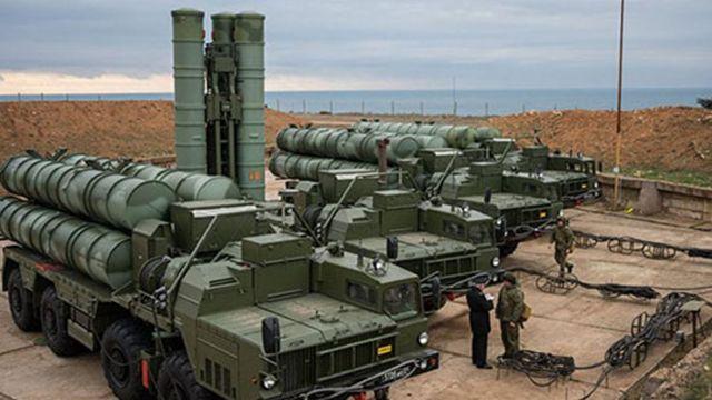 ABD, S-400 alanları tehdit ediyor