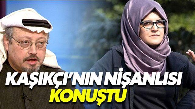Cemal Kaşıkçı'nın nişanlısı Suudi yönetimini sorumlu tuttu