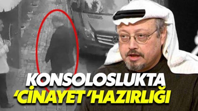 Suudi Arabistan Konsolosluğu'nda cinayet hazırlığı