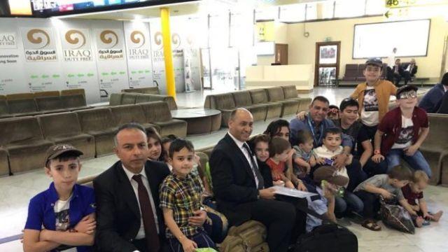 Türkiye İŞİD mağduru çocuklara sahip çıktı