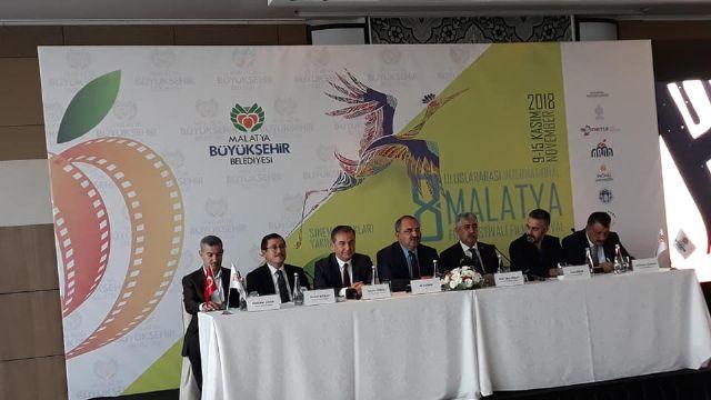 8. Malatya Uluslararası Film Festivali sürprizlerle başlayacak