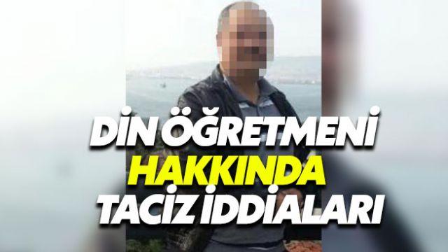 Kız öğrencileri taciz ettiği iddiasıyla yargılanan Din Kültürü öğretmeni serbest bırakıldı