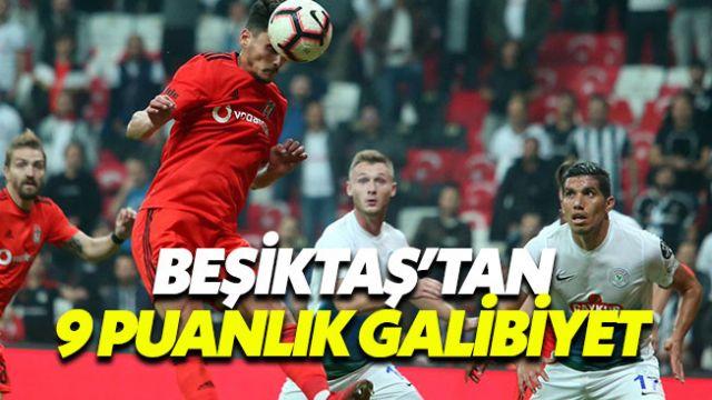 Vodafone Park'ta Mustafa Pektemek'in gecesi