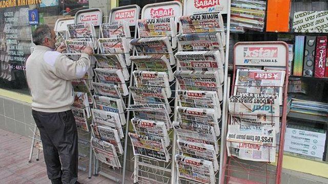 Türk medyası 'güvenilirlikte' sınıfta kaldı