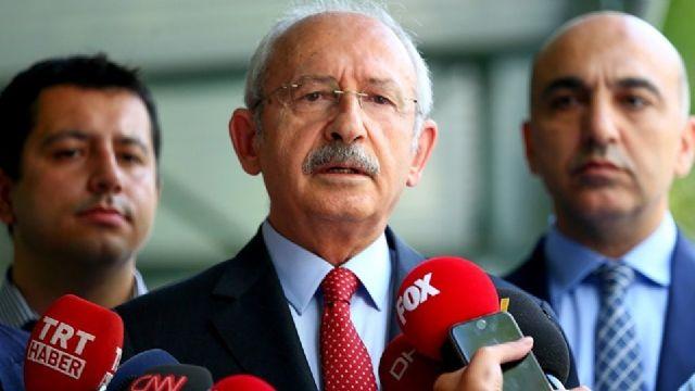 Kılıçdaroğlu, Şemdinli şehitleri için başsağlığı mesajı yayınladı