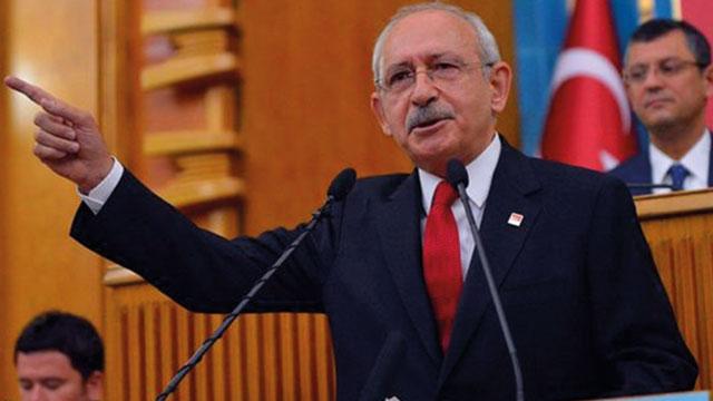 Kılıçdaroğlu: Tarihine, şehitlere ve gazilere ihanet ediyorsun
