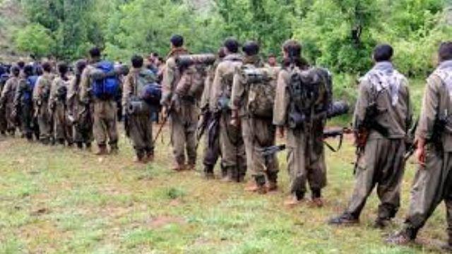PKK'lı teröristten itiraf