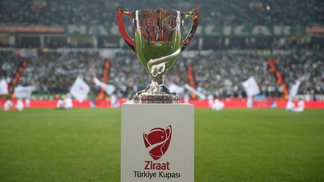 Ziraat Türkiye Kupası'nda 5'inci Eleme Turu eşleşmeleri belli oldu