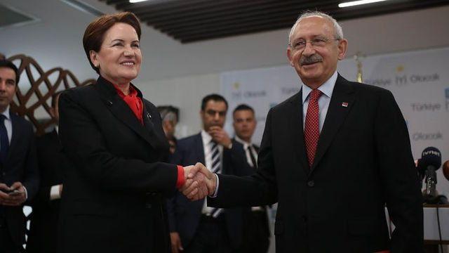 Akşener ve Kılıçdaroğlu büyükşehirler üzerinde uzlaşamadı