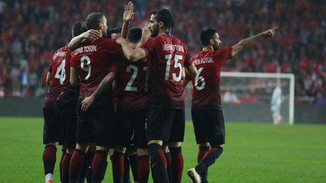 A Milli Takım'ın 2020 Avrupa Şampiyonası fikstürü belli oldu
