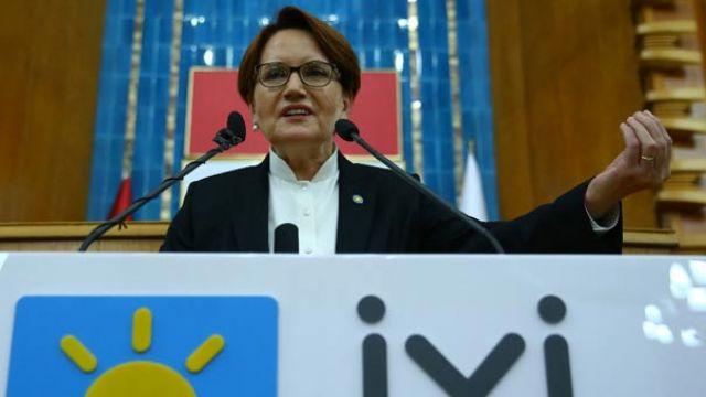 İYİ Parti Genel Başkanı Meral Akşener partisinin adaylarını açıkladı