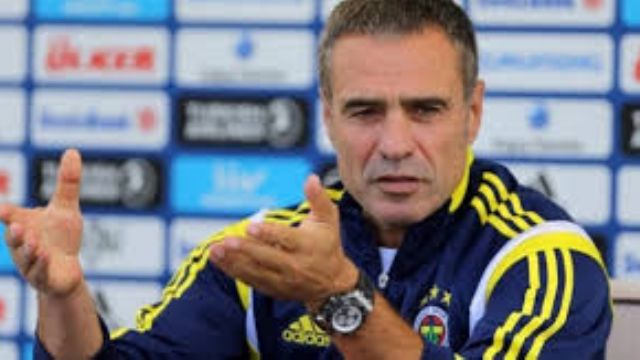 Ersun Yanal tekrar Fenerbahçe'de