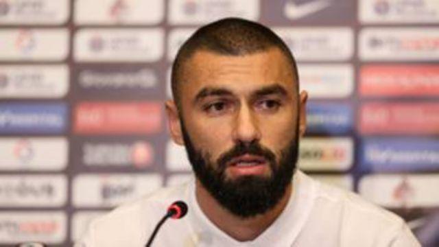 Trabzonspor'dan Ayrılan Burak Yılmaz Resmen Beşiktaş'lı