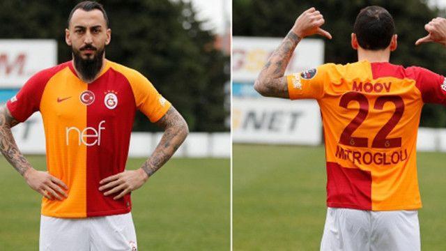 Galatasaray'a Avrupa Ligi'nde Mitroglou şoku