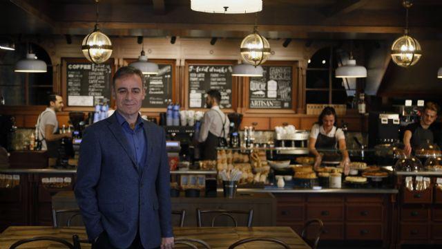 Caffe Nero yıllık hedefini büyüttü
