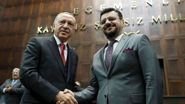 Erdoğan'ı eleştiren Tamer Akkal AK Parti'de!