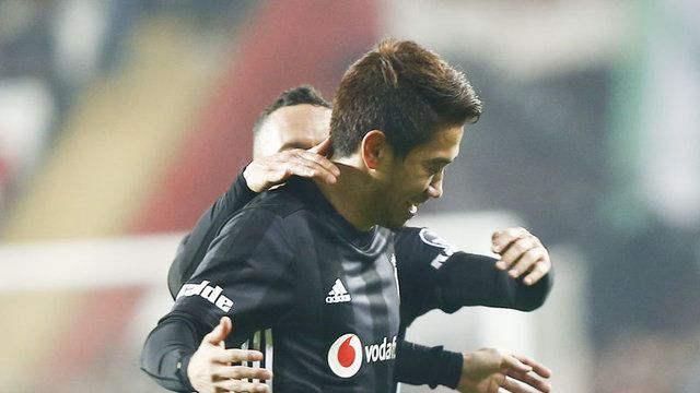 Kagawa'dan Beşiktaş taraftarlarına övgü