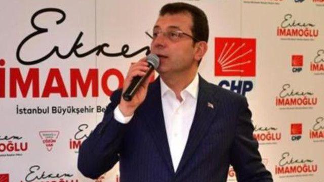 İmamoğlu: Sayın Erdoğan'ı kandırmışlar
