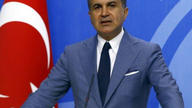 Ömer Çelik'ten HDP'li eski milletvekiline ağır eleştiriler