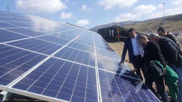 Uğurludağ Belediyesi'nden enerji üretimine büyük katkı