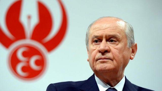 MHP'den Mustafa Şentop'a tam destek