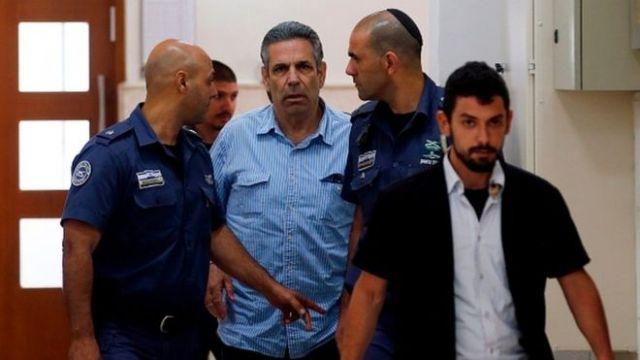 Eski İsrail Bakanına casusluk suçundan 11 yıl hapis