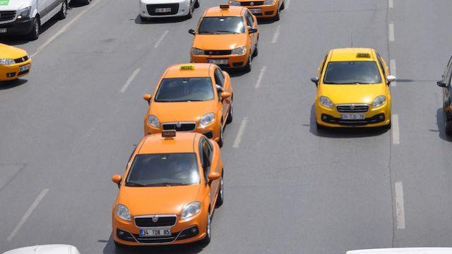 Taksicilere Dışişleri Bakanlığı'ndan sürpriz ÖTV indirimi