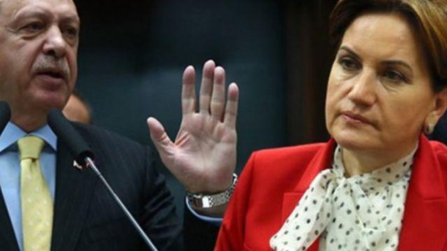 Akşener'e suç duyurusu
