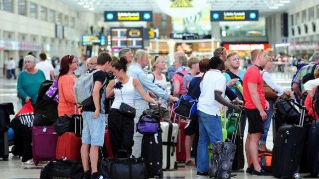Antalya'ya gelen turist sayısı yüzde 41 arttı