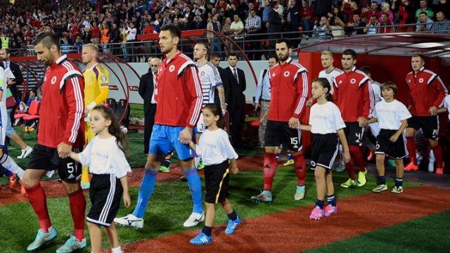 Arnavutluk milli takımı aday kadrosu açıklandı