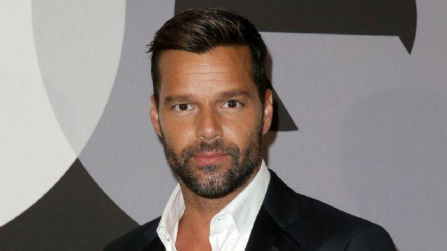 Ricky Martin'den dikkat çeken paylaşım