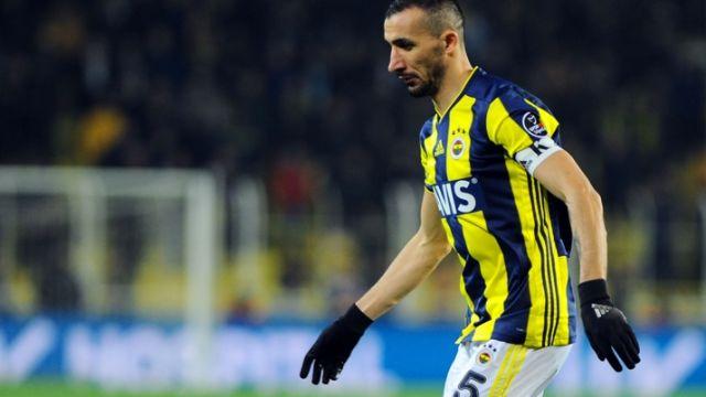 Mehmet Topal 2 hafta yok